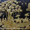 vinh quy bái tổ mạ vàng